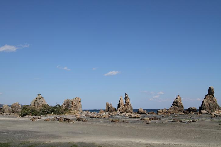 2011.03.10・『 橋杭岩 』 和歌山県 串本 08