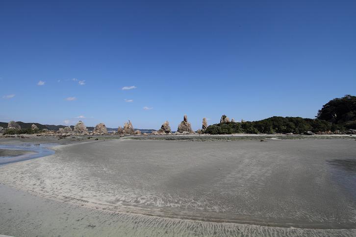 2011.03.10・『 橋杭岩 』 和歌山県 串本 02