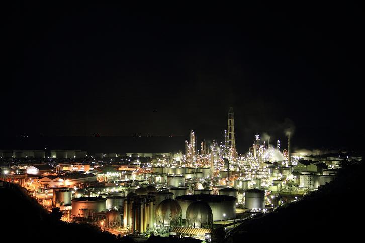 2011.03.10・『 東燃ゼネラル石油 』 和歌山県 有田市