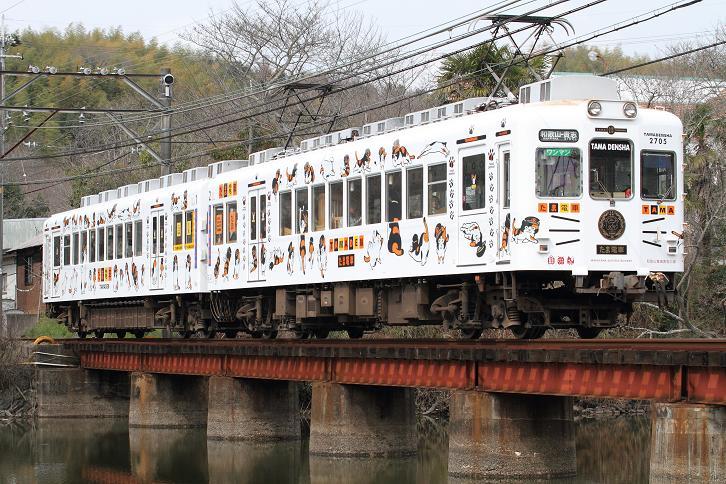 2011.03.24・『 和歌山電鐵貴志川線 』 和歌山県 大池遊園 01