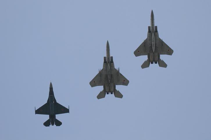 2011.05.19・『 岐阜基地 』 岐阜県 19 F-2A #510,F-15J #914, F-15DJ #059 ADTW