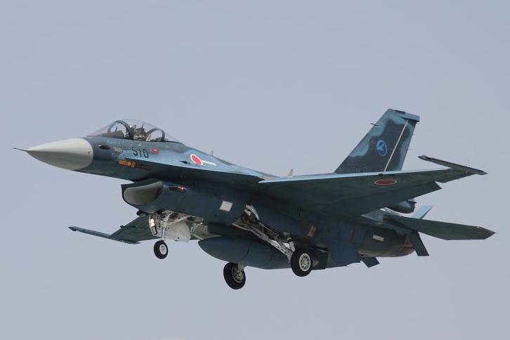 2011.05.19・『 岐阜基地 』 岐阜県 14 F-2A #510 ADTW