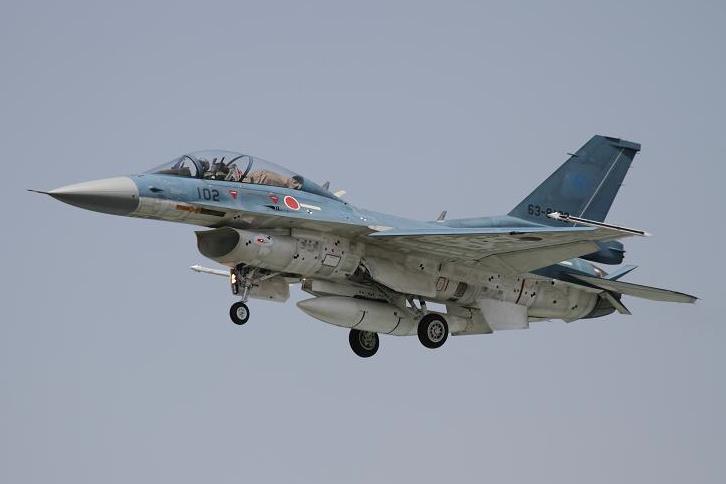2011.05.19・『 岐阜基地 』 岐阜県 13 F-2B #102 ADTW