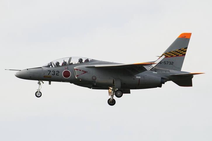 2011.05.19・『 岐阜基地 』 岐阜県 08 T-4 #732 32SQ
