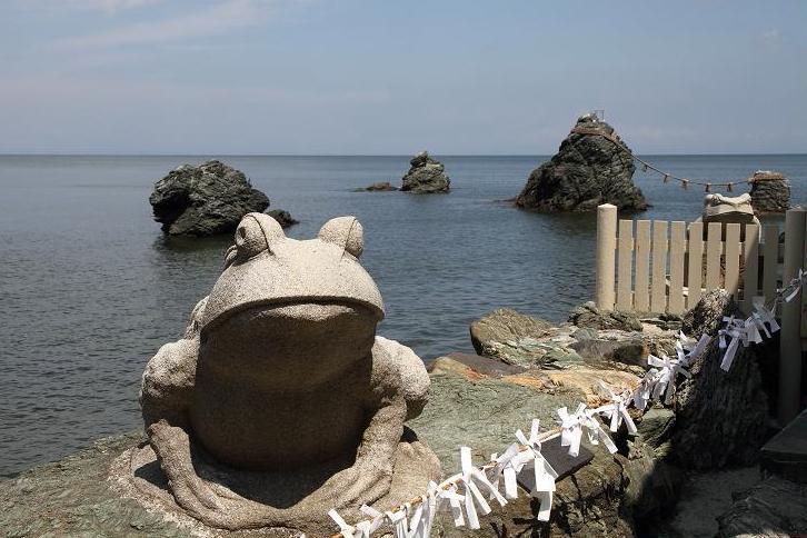 2011.08.23・『 夫婦岩 』三重県 伊勢市 二見町 02