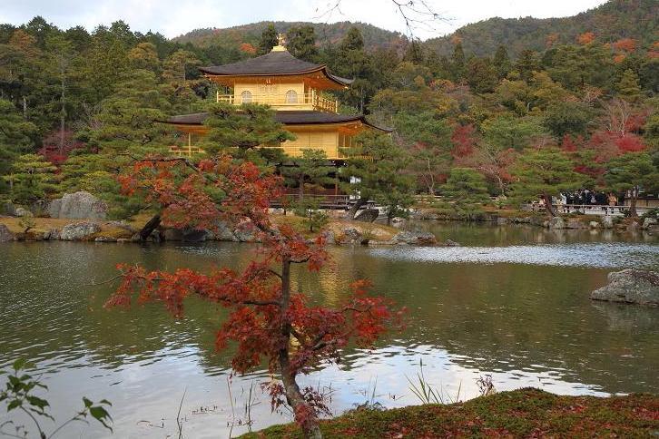 2011.12.05・『 金閣寺 』京都 01