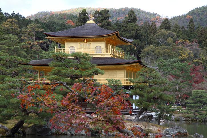 2011.12.05・『 金閣寺 』京都 15