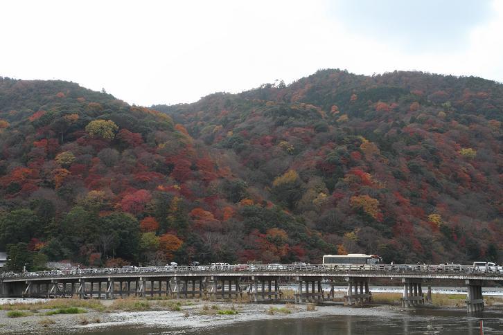 2011.12.05・『 渡月橋 』京都 01