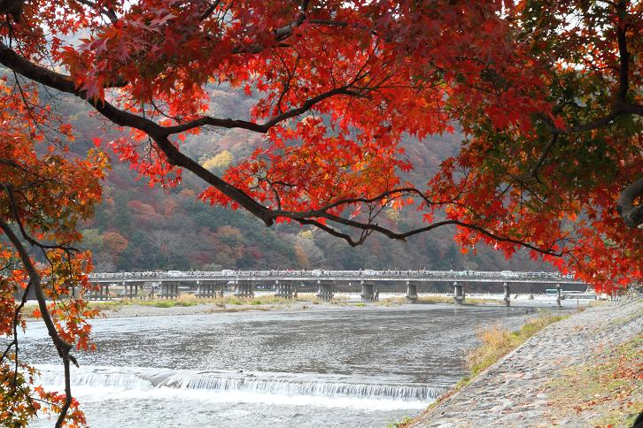 2011.12.05・『 渡月橋 』京都 02