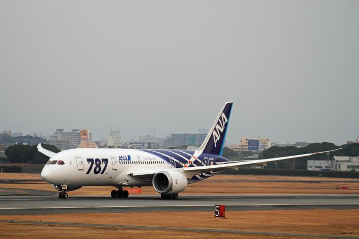2012.01.27・『 大阪国際空港(伊丹空港)・787 』 兵庫県 伊丹 05