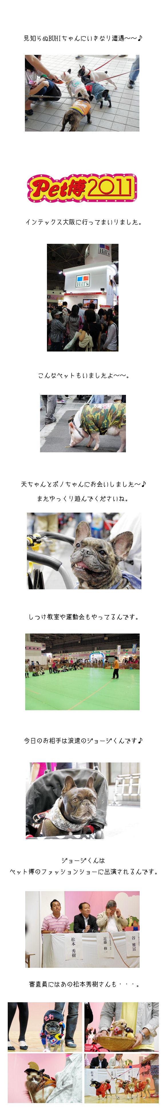 連休初日は大阪でa