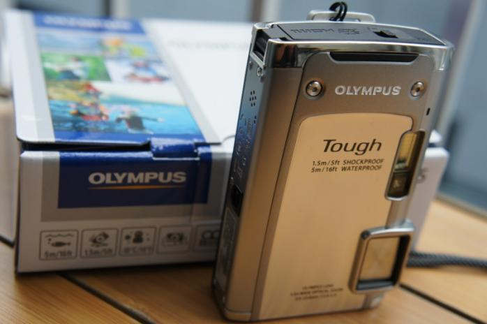 OLYMPUS Tough TG-615 002