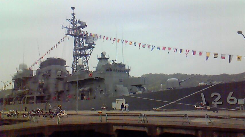 海上自衛隊しらゆき