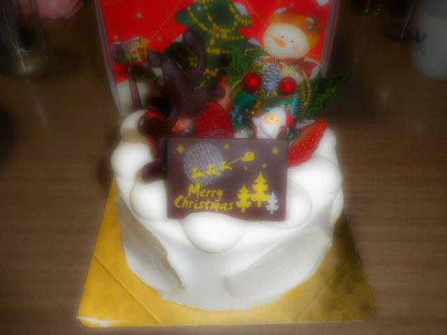 Karakuのクリスマスケーキ