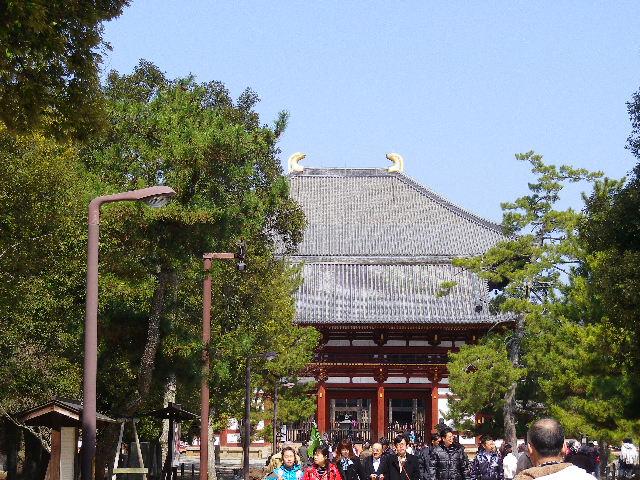 311東大寺大仏殿