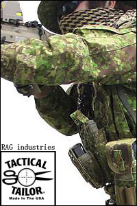 TACTICAL TAILOR&RAG industries