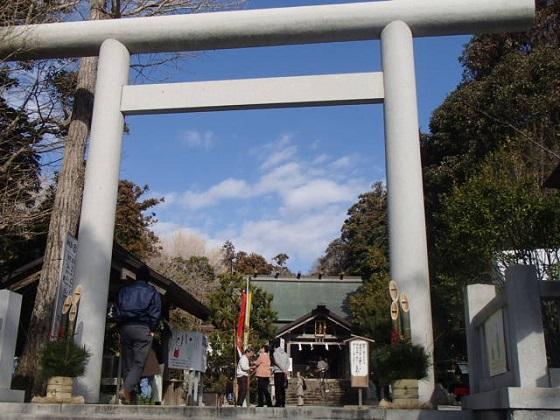 天津初詣 (1)