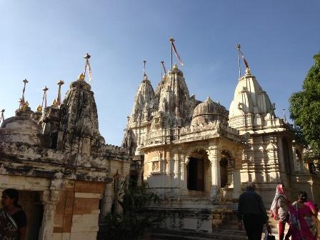 すてきな寺院