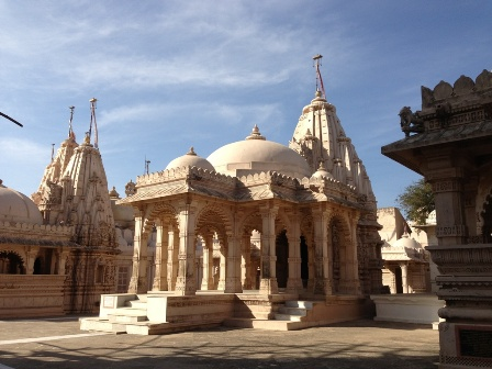 シャトルンジャヤ寺院1