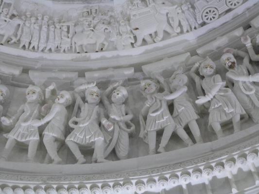 スワミナラヤン寺院3