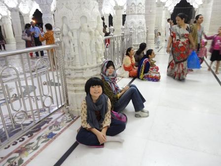 スワミナラヤン寺院4