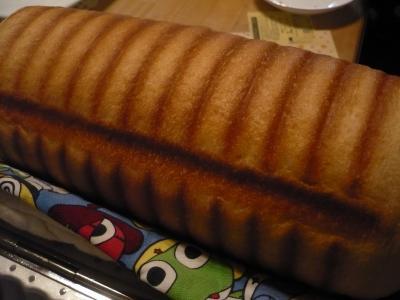 ラウンドパン