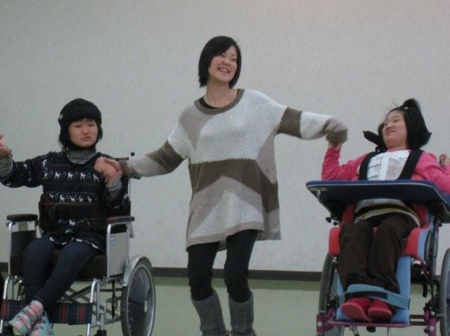 hsd花車椅子練習