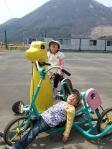 20100504自転車二人