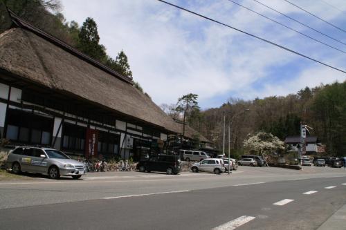 20100516北信五岳西の茶屋