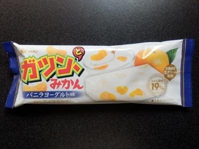 ガツンとみかんバニラヨーグルト味
