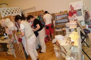 slow life market in堺産業振興センター