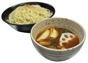 北海道スープカレーつけ麺3