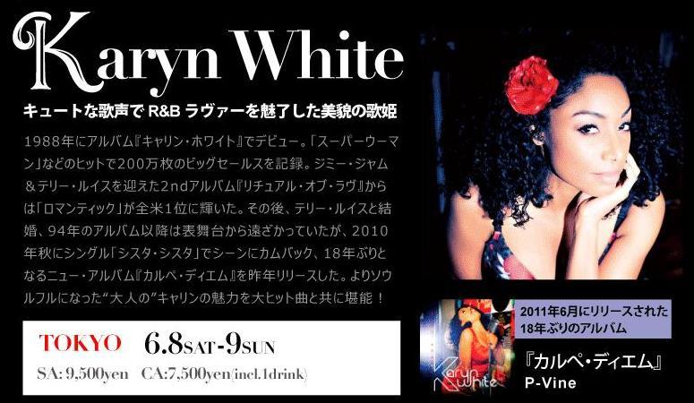 karyn white2013