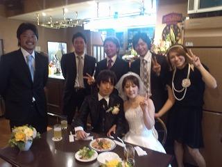 s-結婚式