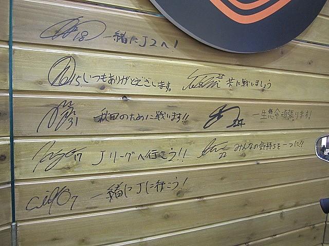 13ブラウブリッツサイン