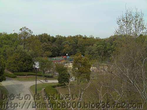 ビオトープ・トレッキングしがいのある錦織公園