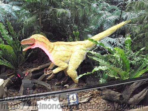「世界最古の獣脚類」のヘルレラサウルス