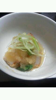 長芋とアスパラのしぐれ煮