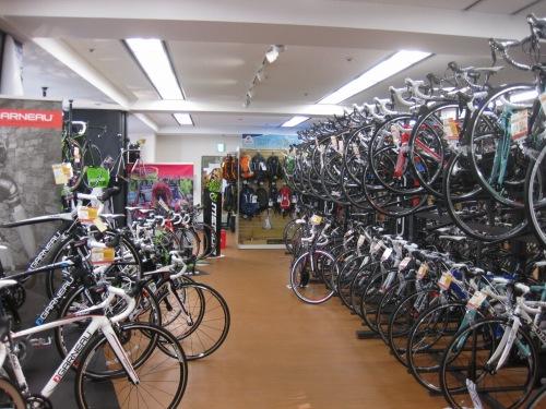 ロードバイクは7~15万円が ...