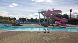 さくら市運動公園プール