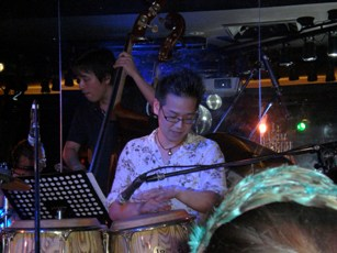 salsa abe percussion