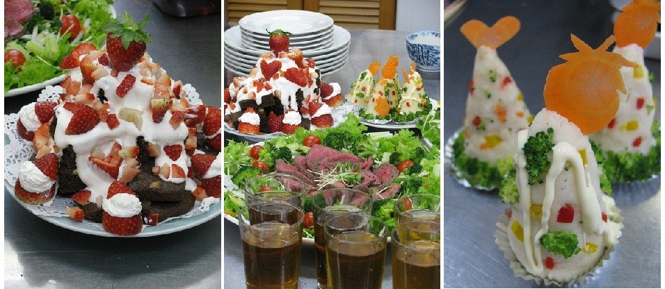 _banchanの料理教室12月