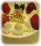 _20101224ケーキ
