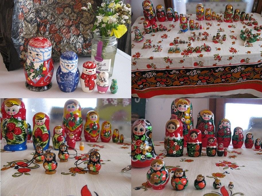 ロシア展1