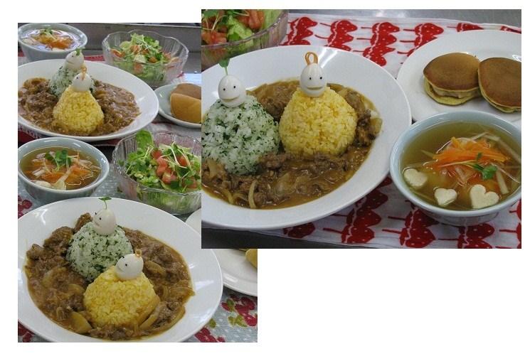 _banchanの料理教室おひなさまメニュー