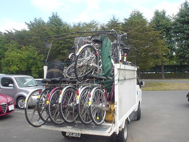 自転車の 自転車 新宿区 処分 : 粗大ゴミ処分や不用品回収の ...