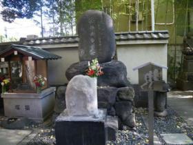鼠小僧次郎吉の墓2