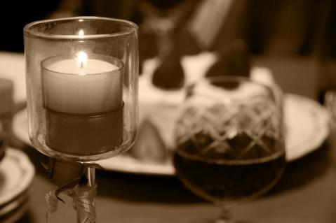 クリスマス ケーキ ワイン