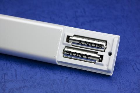 SONY 学習リモコン PLZ330D 電池