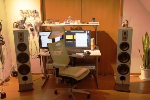 自作機のある部屋 201108